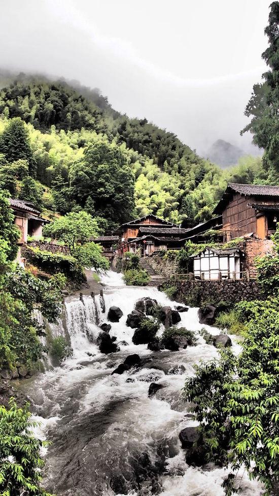 Landscape EyeEm Gallery Village Linkeng Zhejiang,China Scenery Olympus Dramatic Tone