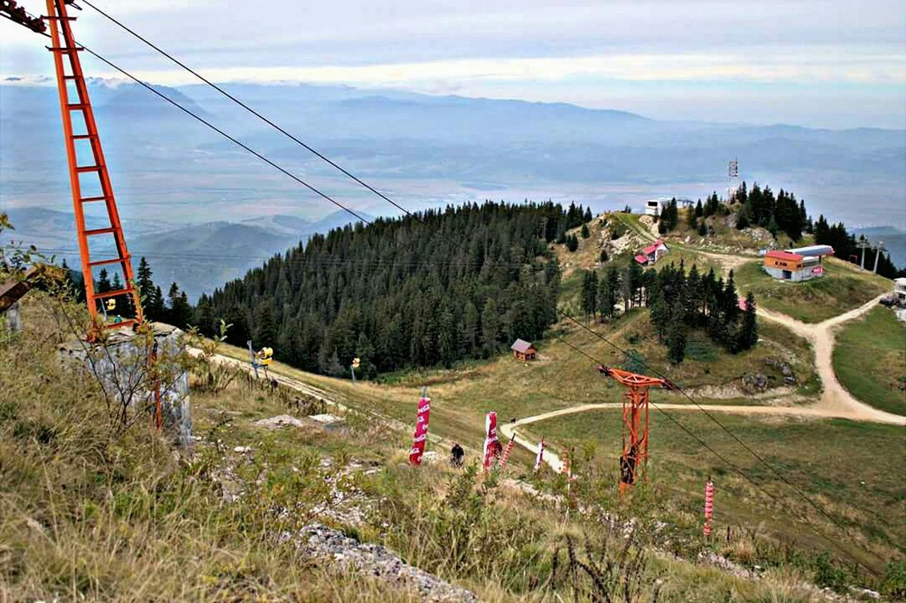 Travel Photography The Traveler - 2015 EyeEm Awards Eyeemphotography Trees Mountains Brasov Mountain View Mountain Romania Hanging Out Check This Out Popular Photos Cable Car Taking Photos Photography EyeEm Gallery