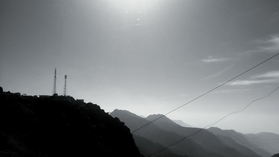 Cellphone Photography Cellphone Tower Cellphone Tower Capure Mountain View Mountains Mountain Range Mountains And Sky Morning Light EyeEm Nature Lover Nature Photography EyeEm Best Shots Eye4photography  Sky India Indiapictures Incredibleindia