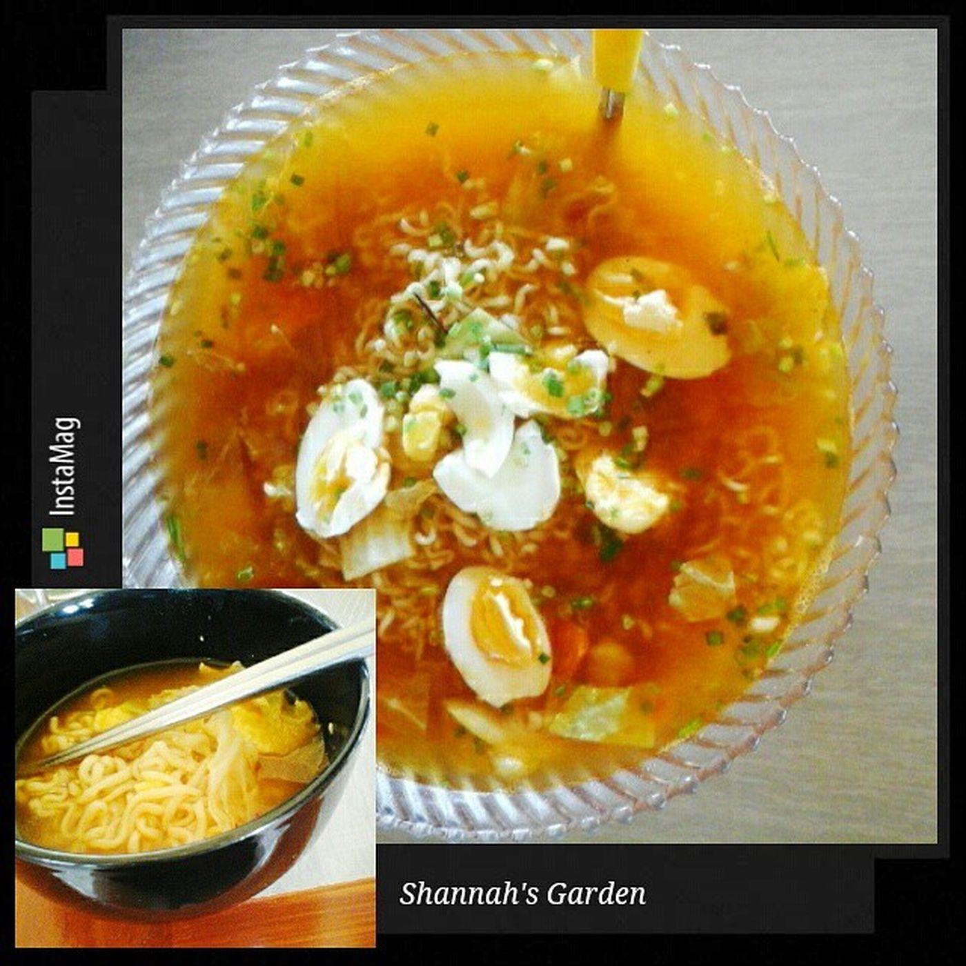 Breakfast 😍 Ramyun KoreanFoods