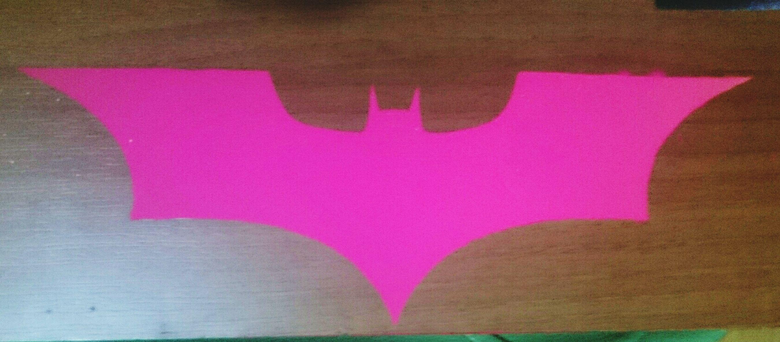 Batman Pink Olayyeri