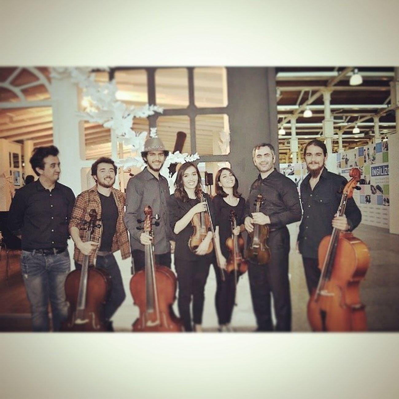 Feshane G.O.W.A konseri Celloschool Cello Violin Keman violinschool gowa gfarukunal Concert konser