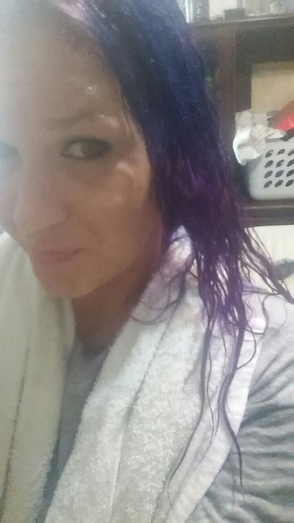 Hmmm During The Dye Nervous?naa Lol MyCrazyBeautufylLife