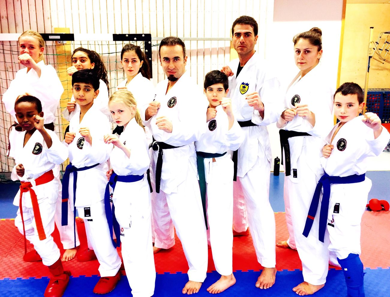 Karate Iran♥ Persian Persia Gothenburg Sweden Frölunda Karate Training People Martial Arts worldchampion Jasem Vishkaei