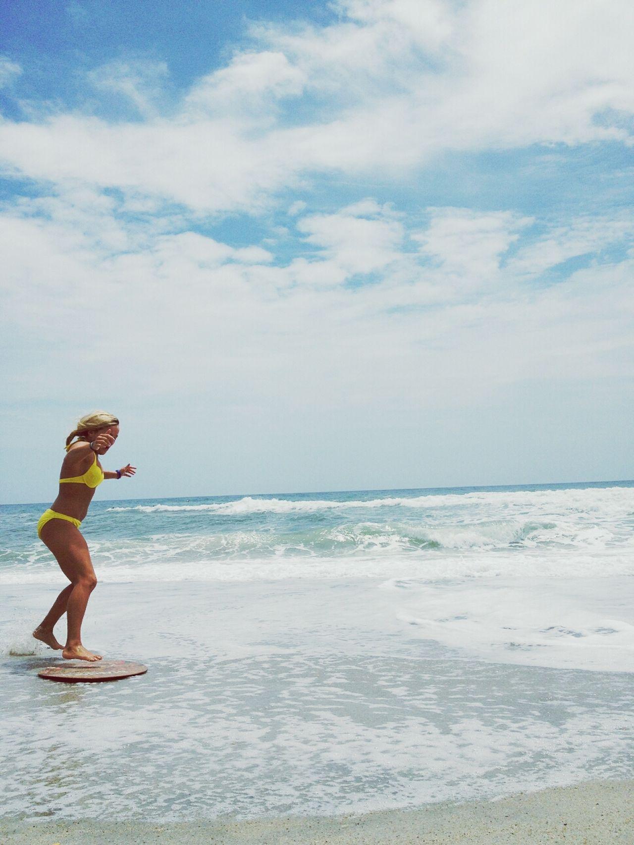 Beautiful stock photos of bikini, Beach, Bikini, Cloud, Day
