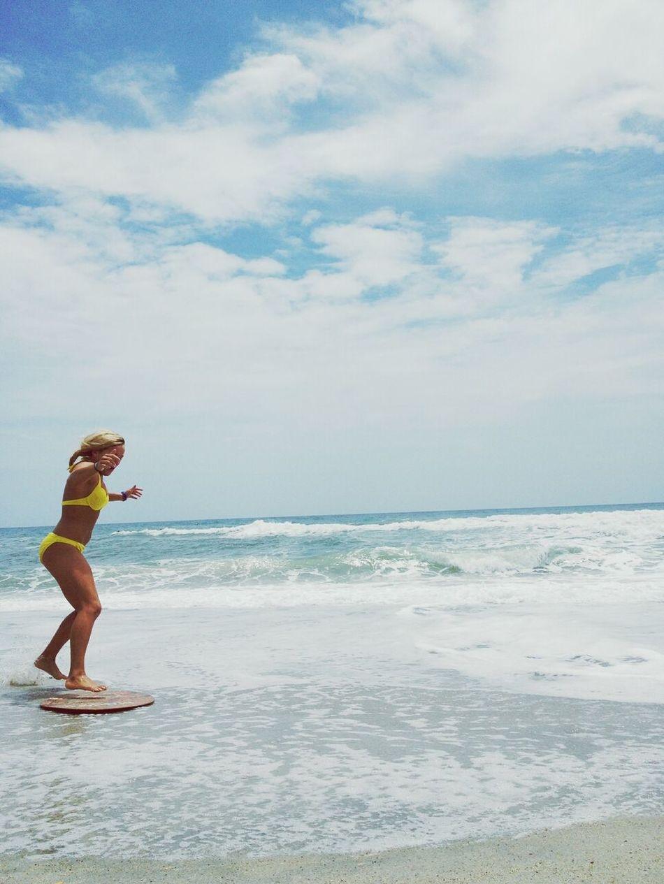 Beautiful stock photos of summer, Beach, Bikini, Cloud, Day