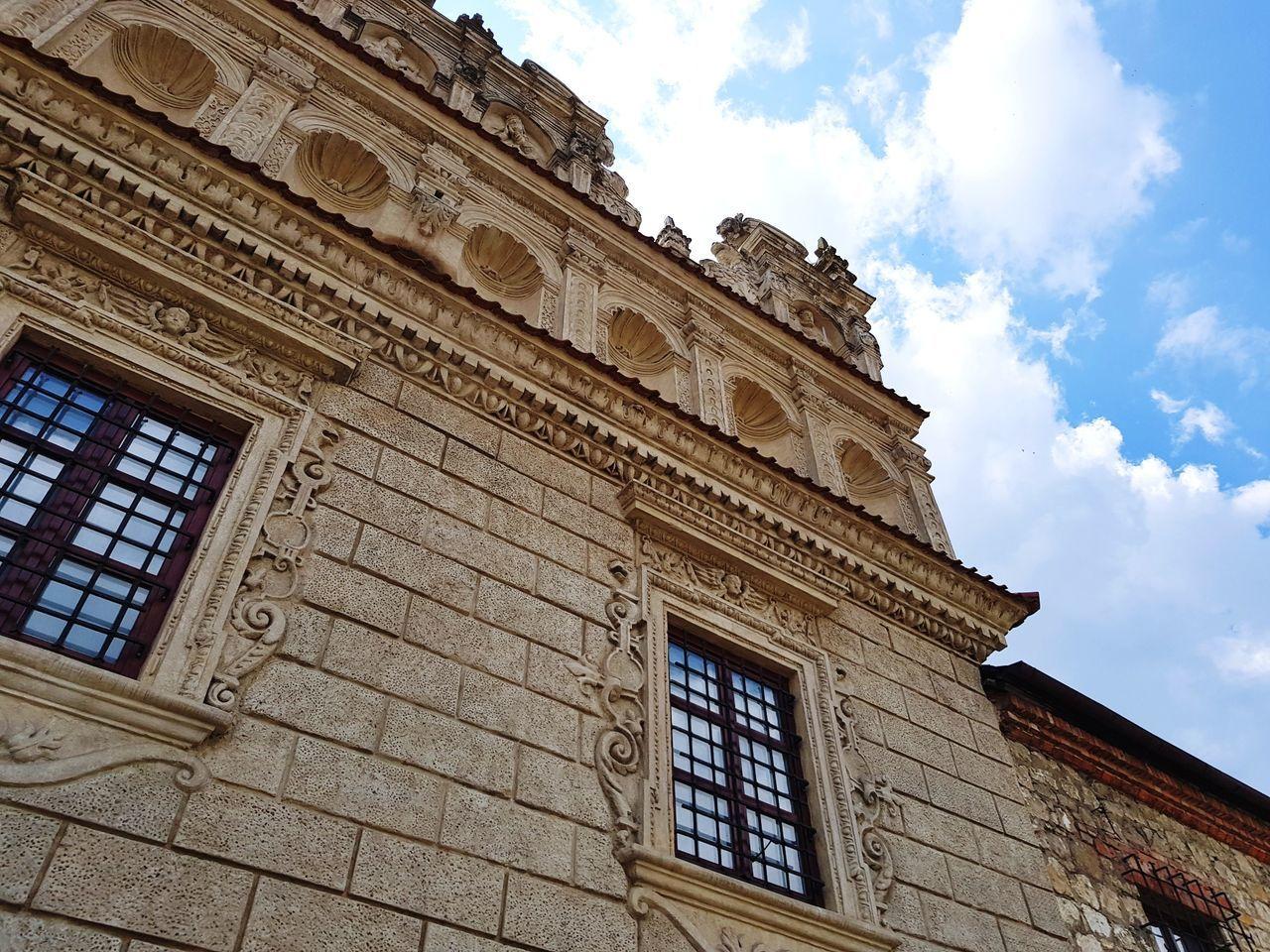 Kazimierz Town Architecture Historical Building