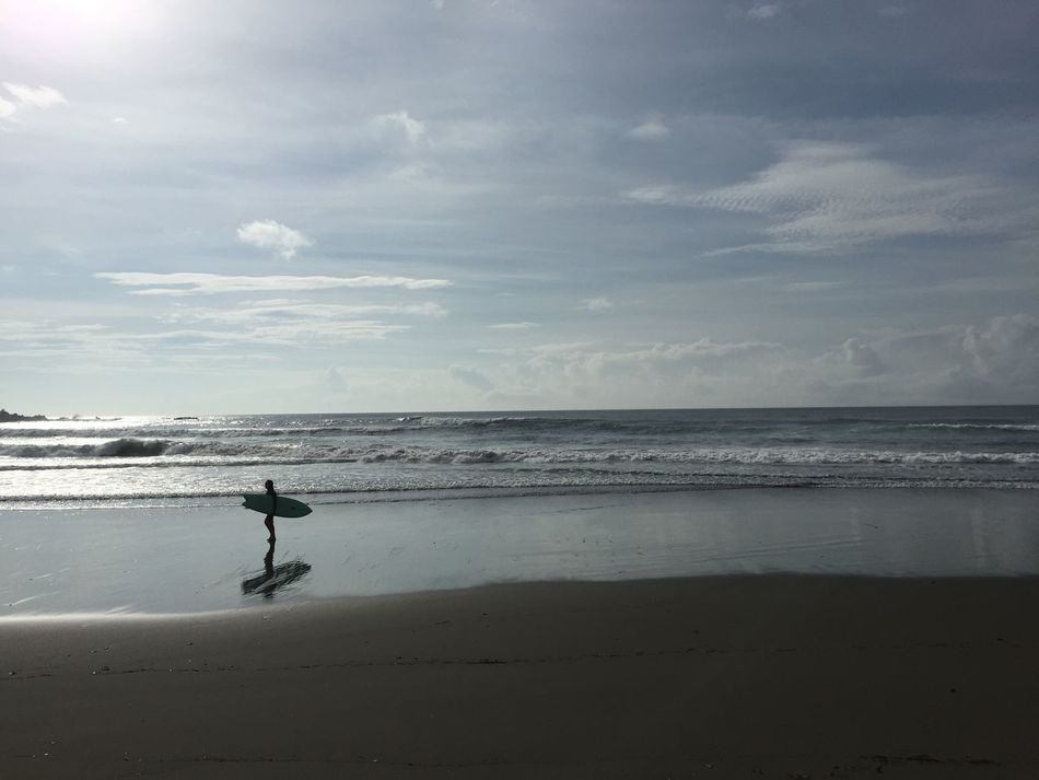 Surfer Surfing Beach Beachphotography Sea Sunshine Vacation Good Times Relaxing