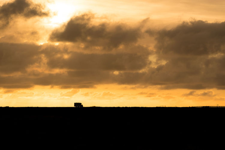 Beauty In Nature Cloud - Sky Day Dramatic Sky Landscape Nature No People Outdoors Scenics Silhouette Sky Sunset Tranquil Scene Tranquility EyeEm Ready   EyeEmNewHere
