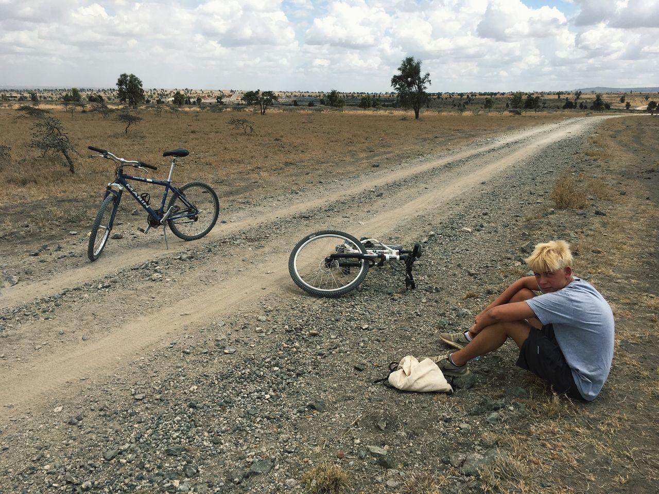 Biking in the wild 🚴 Biking Nairobi Kenya Kenyanphotographer