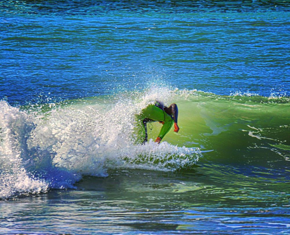 Oh, look...a Penny! Check This Out California Showcase: February Eye4photography  Taking Photos Check This Out Surf Photography Surfingislife Surfingphotography Surfer Oceanside Surfart Amazing