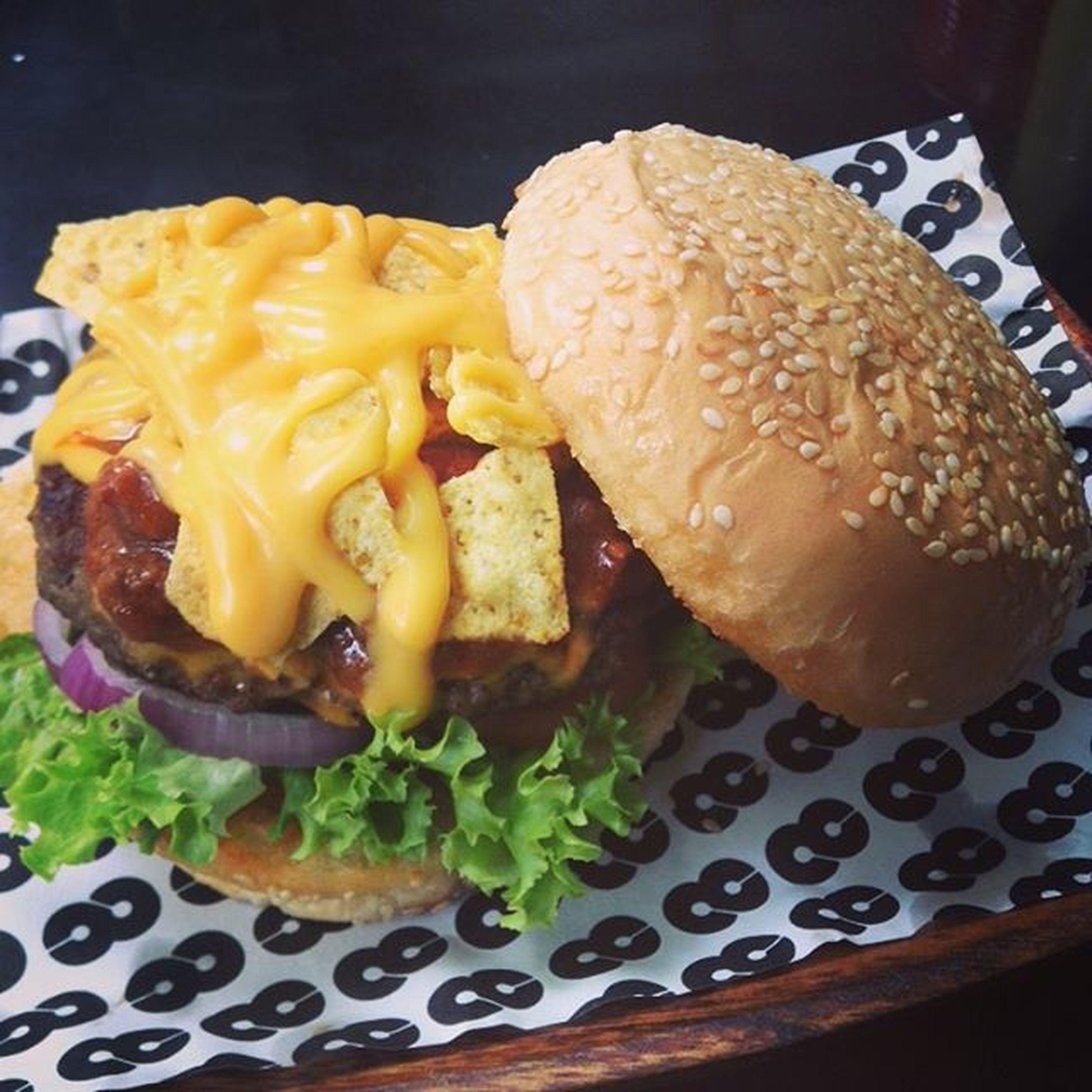 Just because! 🍔🍔🍔 Slappyj @8cutsburgerblends Foodstagram Cravingsatisfied Masturdating Instafoodie Instafood Foodporn
