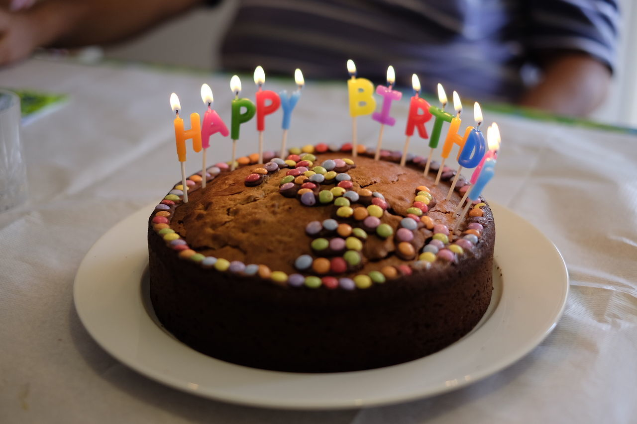 Beautiful stock photos of birthday cakes, Birthday, Birthday Cake, Birthday Candles, Burning