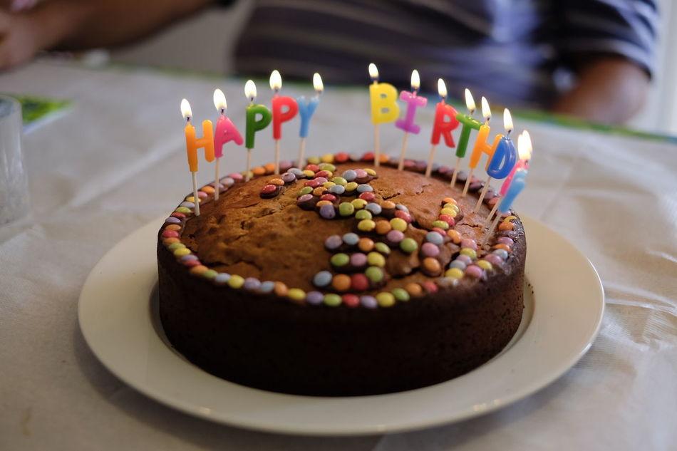 Beautiful stock photos of birthday, Birthday, Birthday Cake, Birthday Candles, Burning