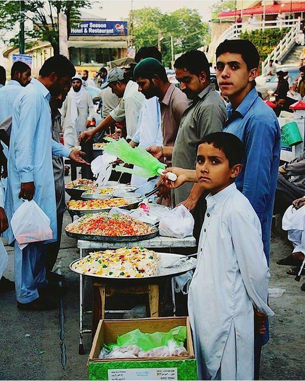 People Large Group Of People Eating Food Young Adult Market Table Happiness Travel Masjid Tour Muslim; Islam; Muslim❤️ Ramdan_karem Pakistani Culture Pakistani Beauty Tourism Pakistani Traveller Beautiful ♥ Cultures