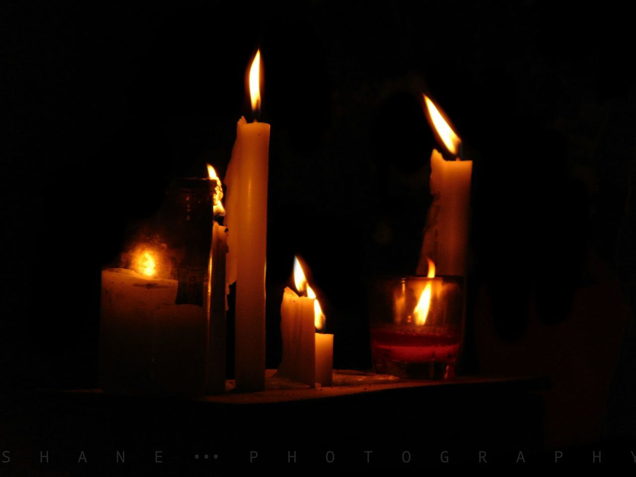 Candlelights Creative Light And Shadow Creativity Candle Lightatnight