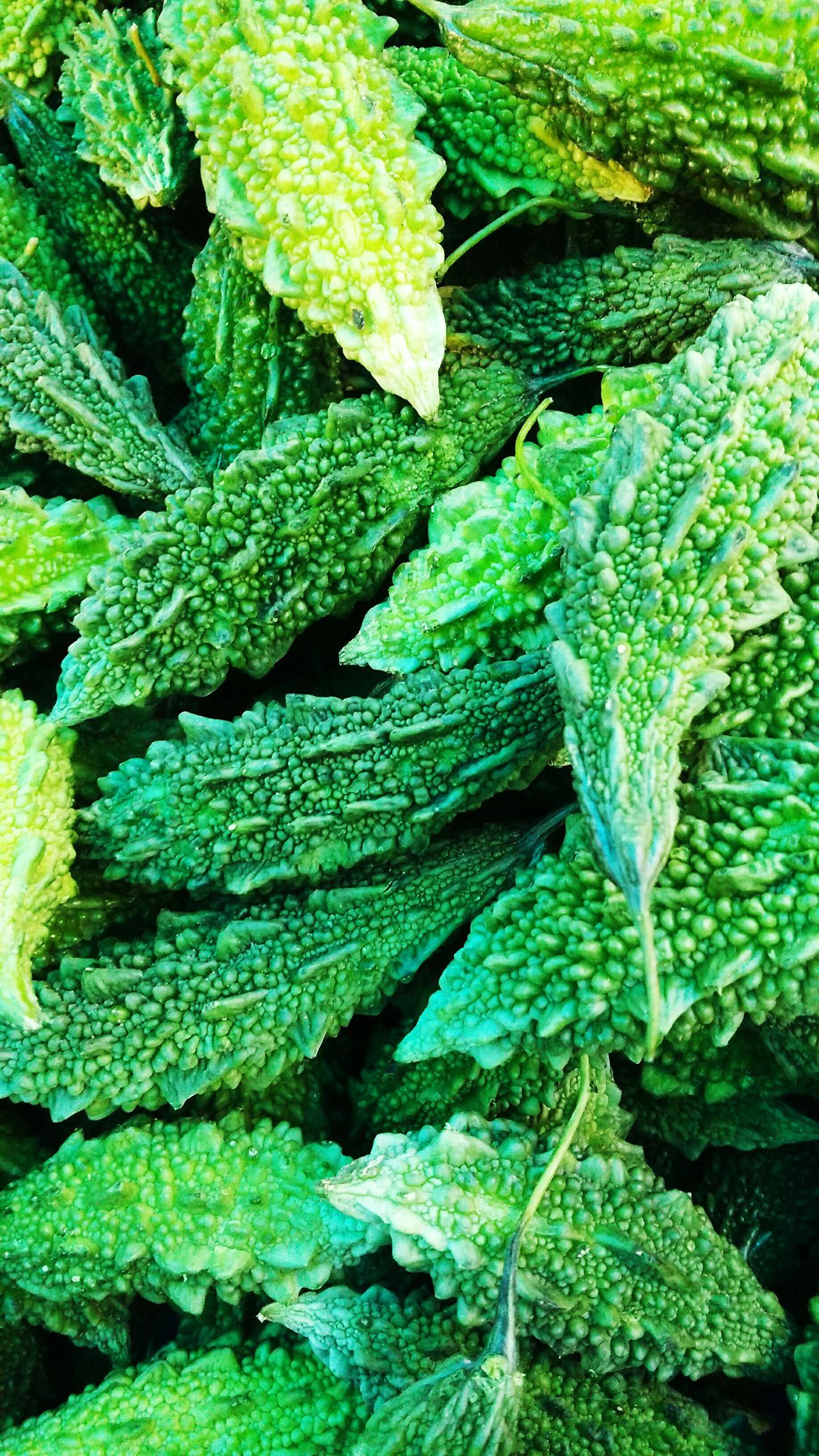 From vegetable market... Bitter Gourd