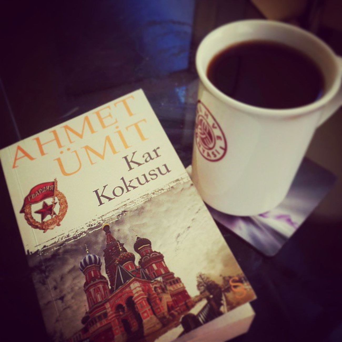 Ahmetümit Karkokusu InstaBooks Instakitap tilkikitap kitapklubü reading keyiflisaatler kahve coffee