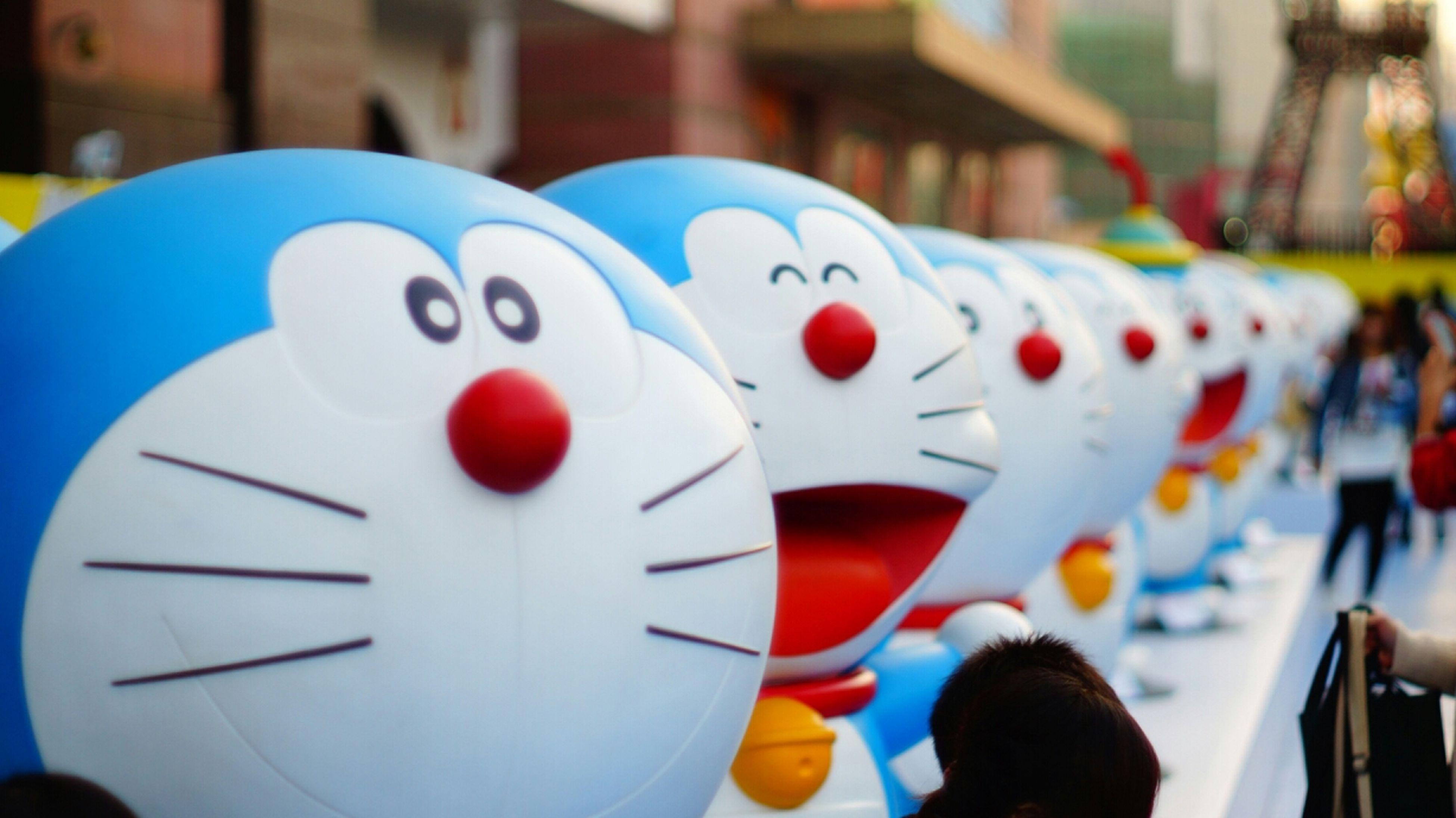 哆啦A夢Expo廣州站 ドラえもん Doraemon 我嚟喇????