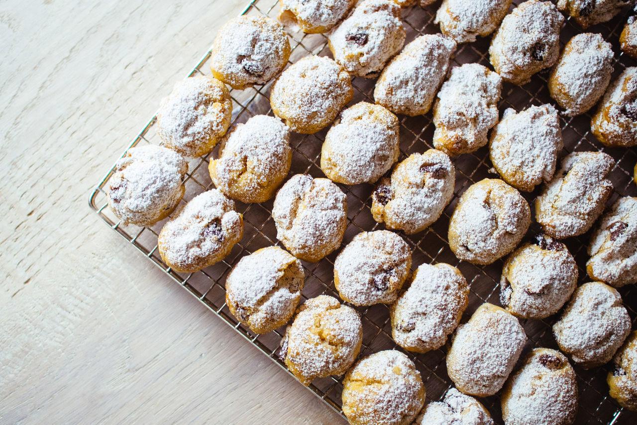 Beautiful stock photos of food, Abundance, Arrangement, Close-Up, Cookie
