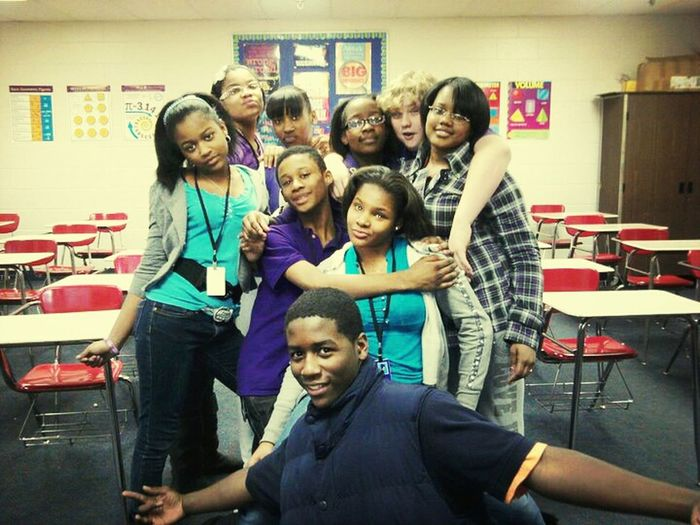 #tbt Middle School Days , We ran that lil thaang . '10