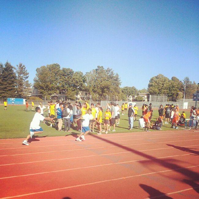 Midweek Track Meet