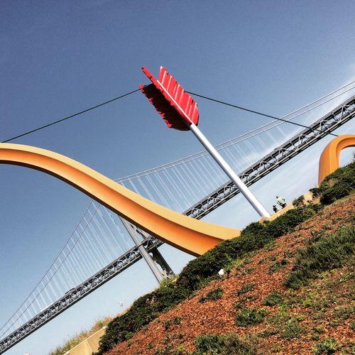 Cupidsspan San Francisco Bay Bridge