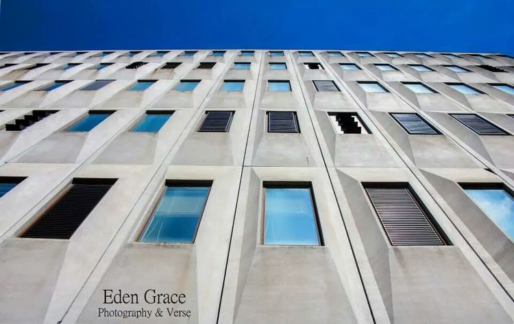 Architecture Lookingup Blue Sky Sharemylife