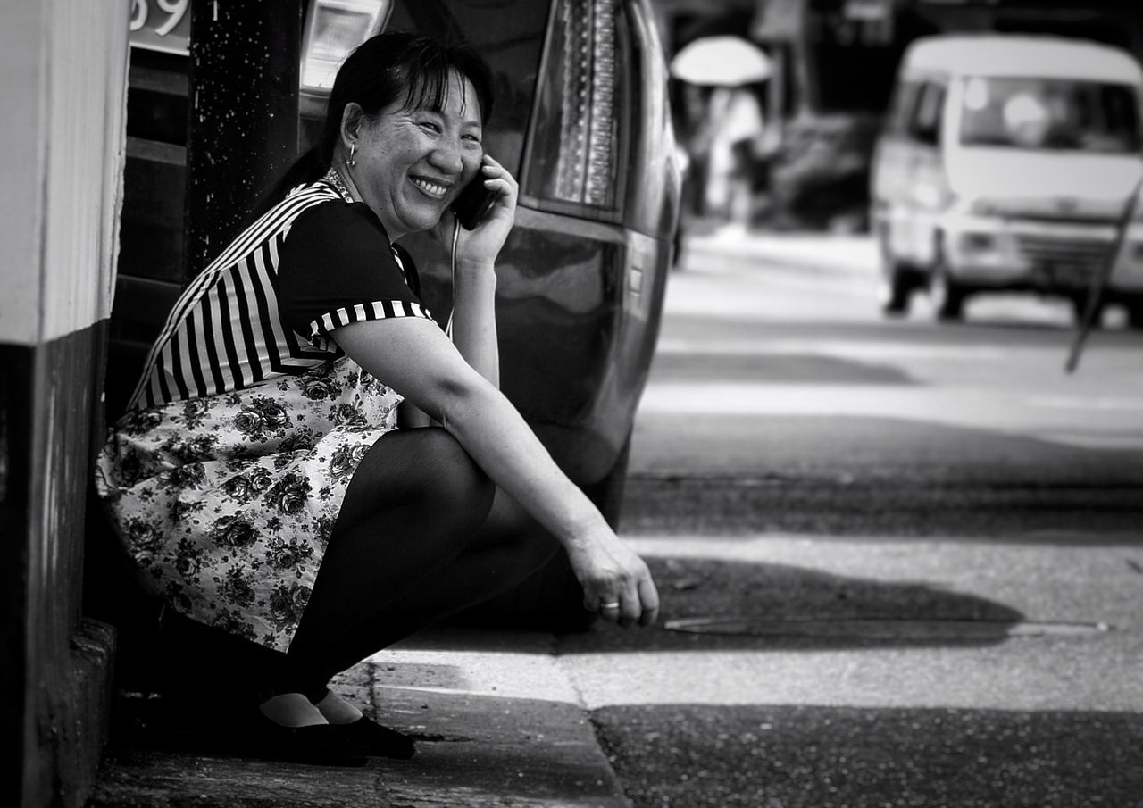 Smile Womens City Life