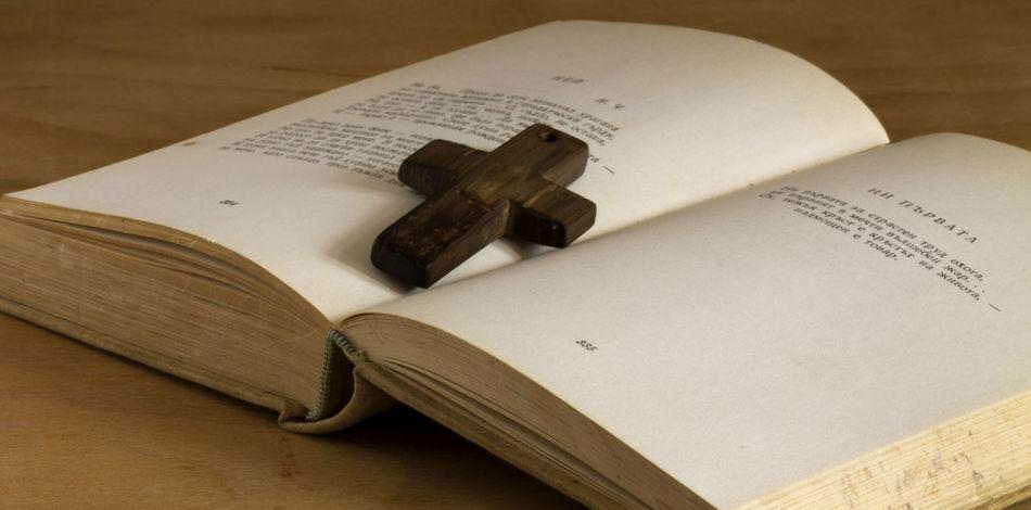 Beautiful stock photos of prayer, Book, Christianity, Close-Up, Cross