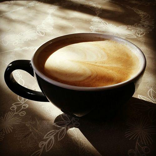 Morning Treat Coffee Latte Art Coffee Lover