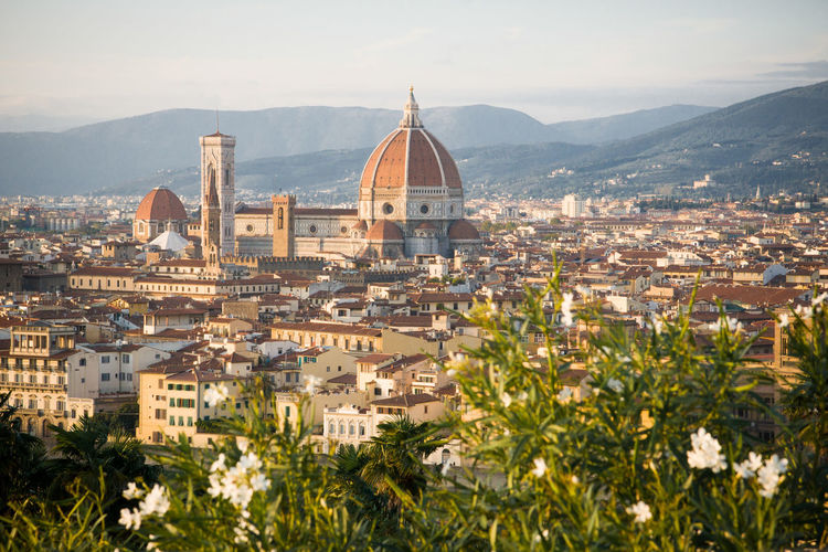 Architecture Autumn Building Exterior Built Structure City Cityscape Day Dome Firenze, Italy Florenz/Firenze History ItalienFirenze Italy❤️ Mountain No People Outdoors Place Of Worship Sky Toscana Travel Destinations