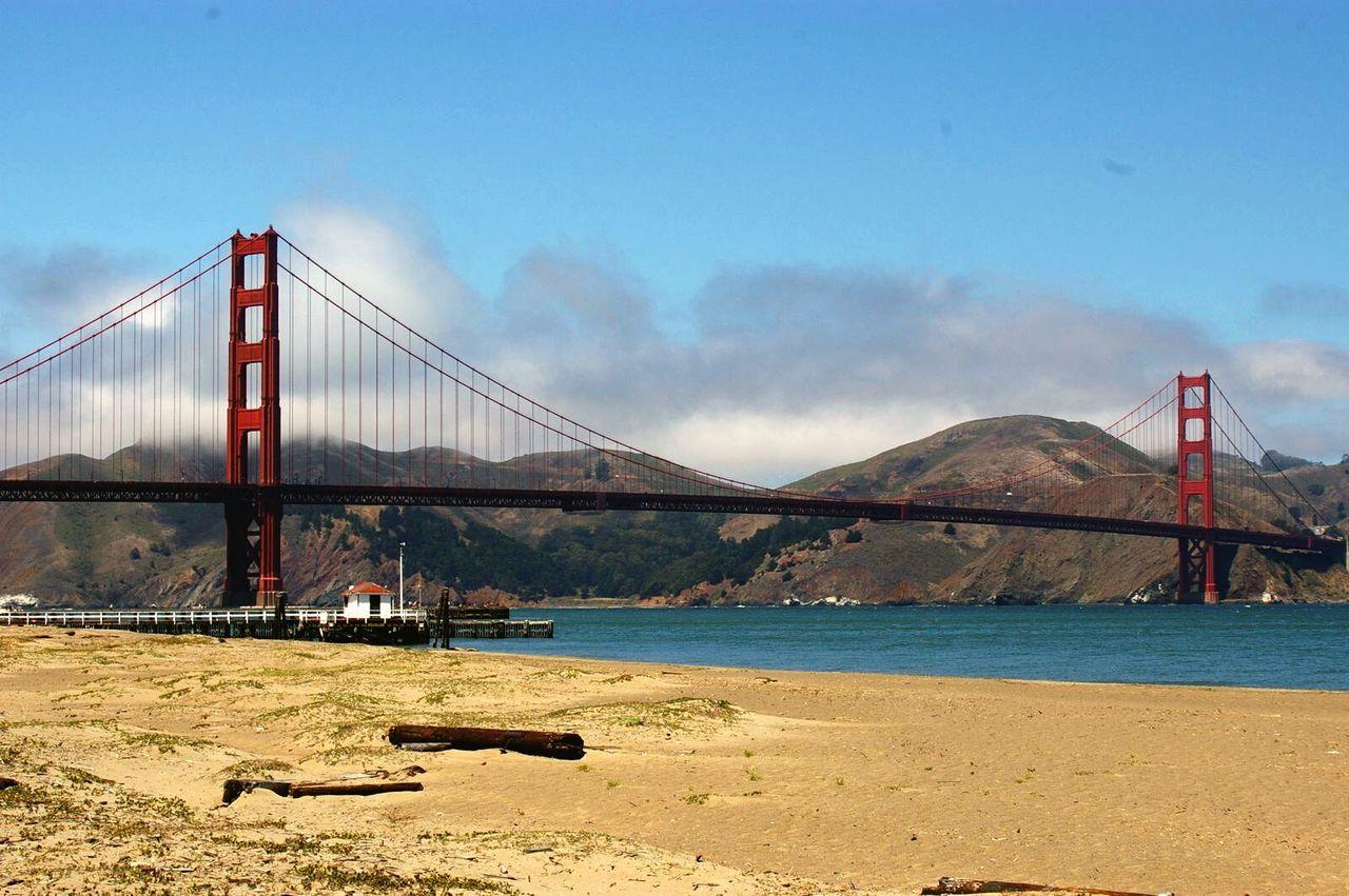 Golden Gate Bridge SanFranciscoBay San Francisco Travel Destinations