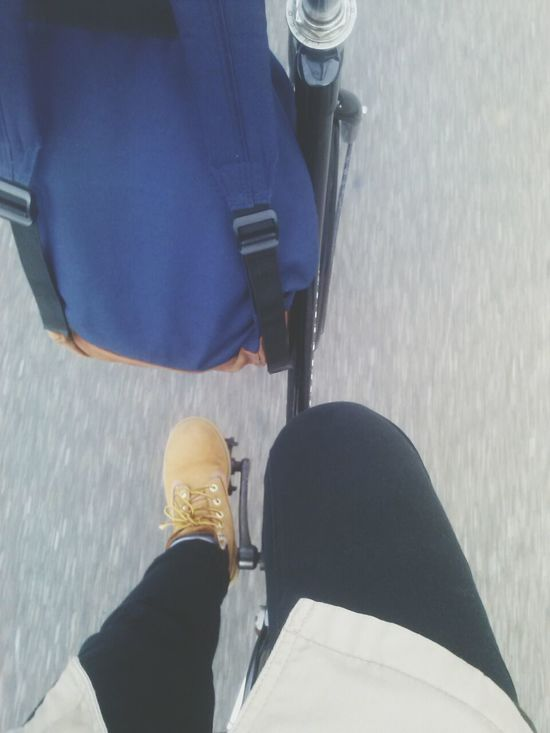 OMW To School School Life Bike