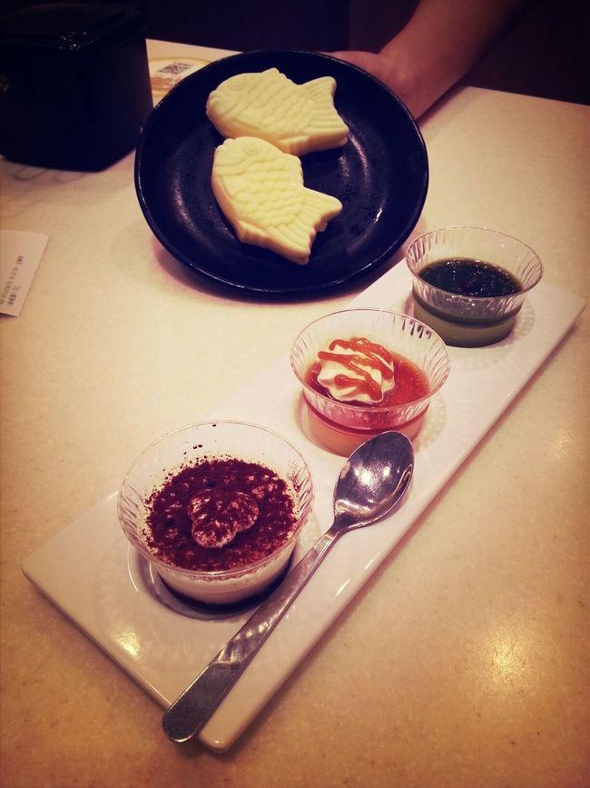 Dessert again! Sushi Japanese Food Dessert Food