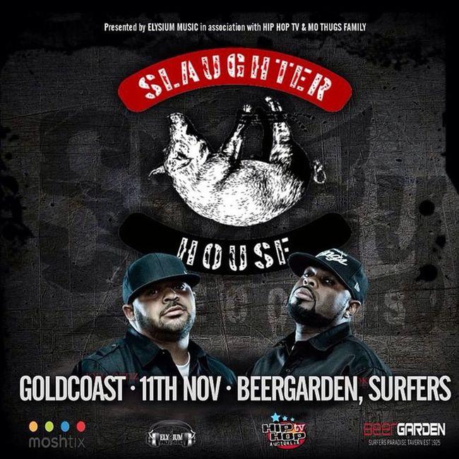 @elysium_music presents to you @slaughterhouse ! 😱 @joellortiz & @kxngcrooked hit the Gold Coast on November 11th ! 💯 @_ursa.major_ myself & @princeofthetrash will also be onstage as support act so get your tickets ASAP 👌 DM me for more info 😌 Slaughterhouse Joellortiz Kxngcrooked CrookedI Ursamajor Tobitheprince Nikkarachi Omegascorpii Poseidon Godline 3god GoldCoast Elysium BadMood Beergarden  Rap Music TurnUp Lit