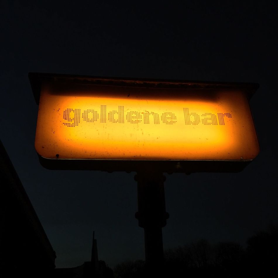 Night Lights Bar Cityscapes Night Munich Drinks Orange Gloomy