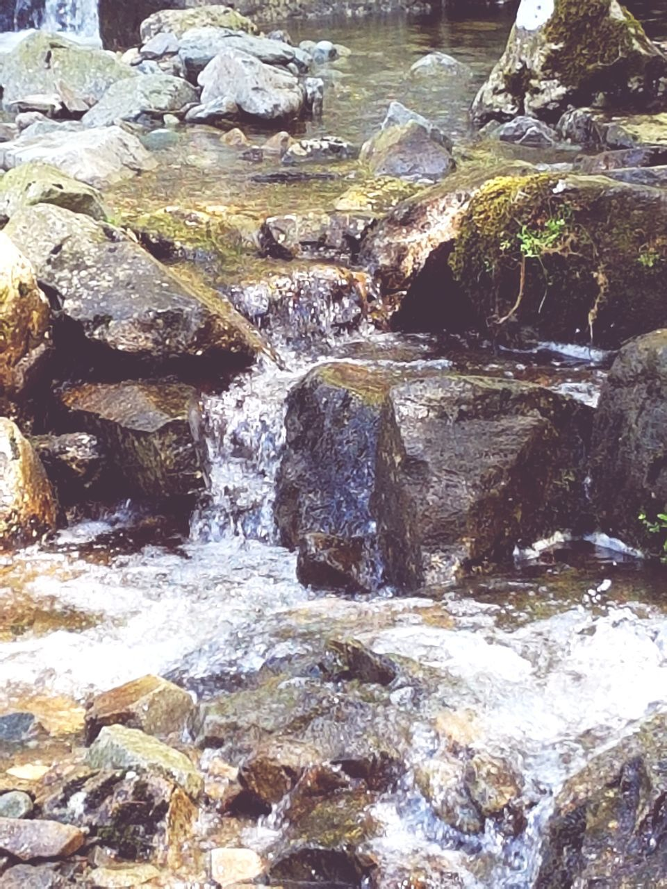 water, flowing water, rock - object, motion, nature, no people, day, outdoors, waterfall, beauty in nature, waterfront, scenics