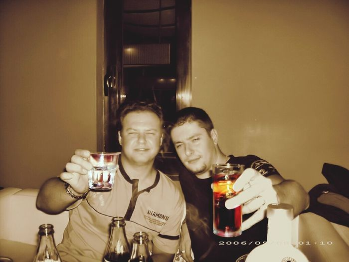 JB 2006 Bar Jim Beam Club 2006 Drinks