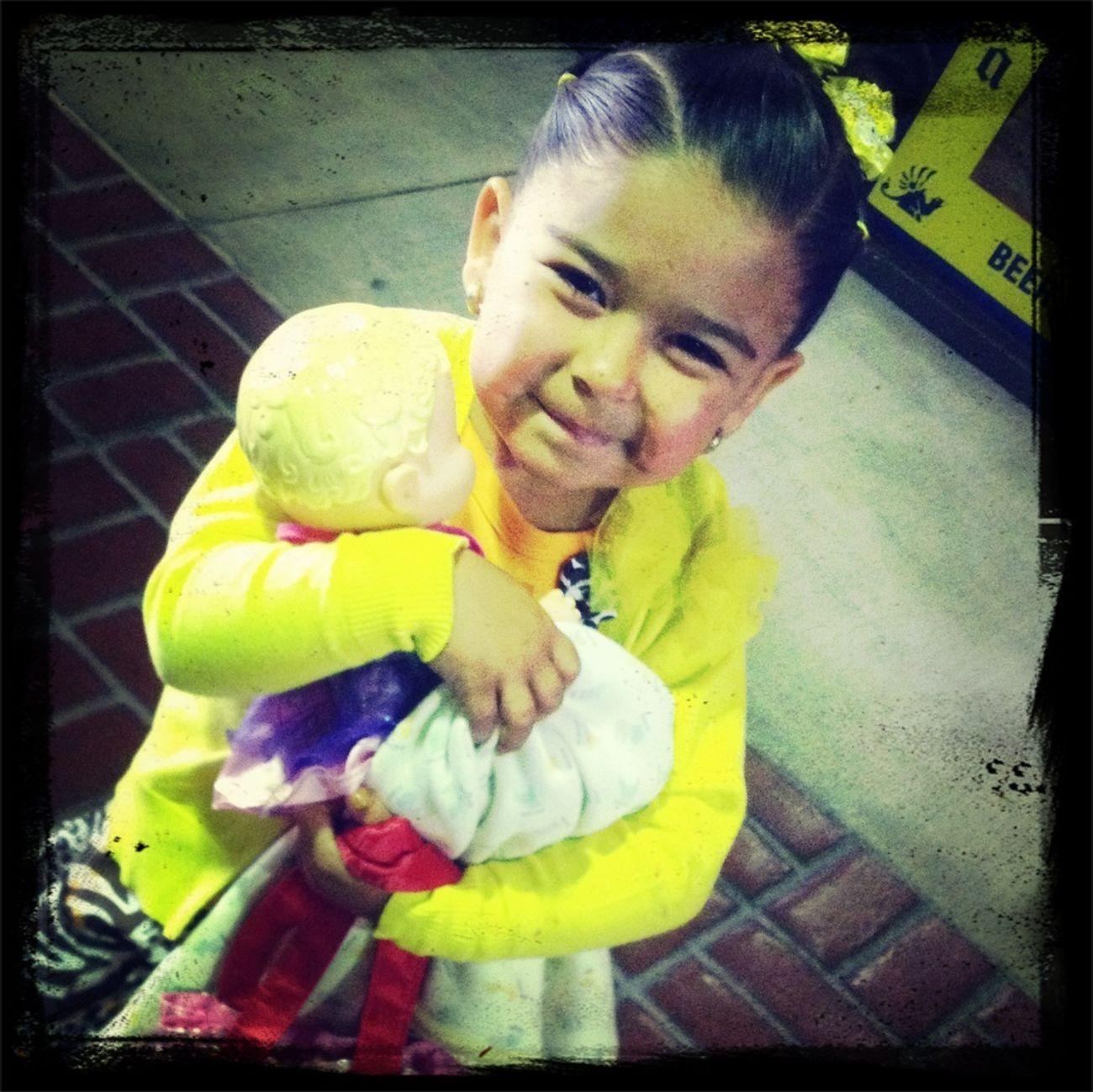 Bianka, my little angel ..