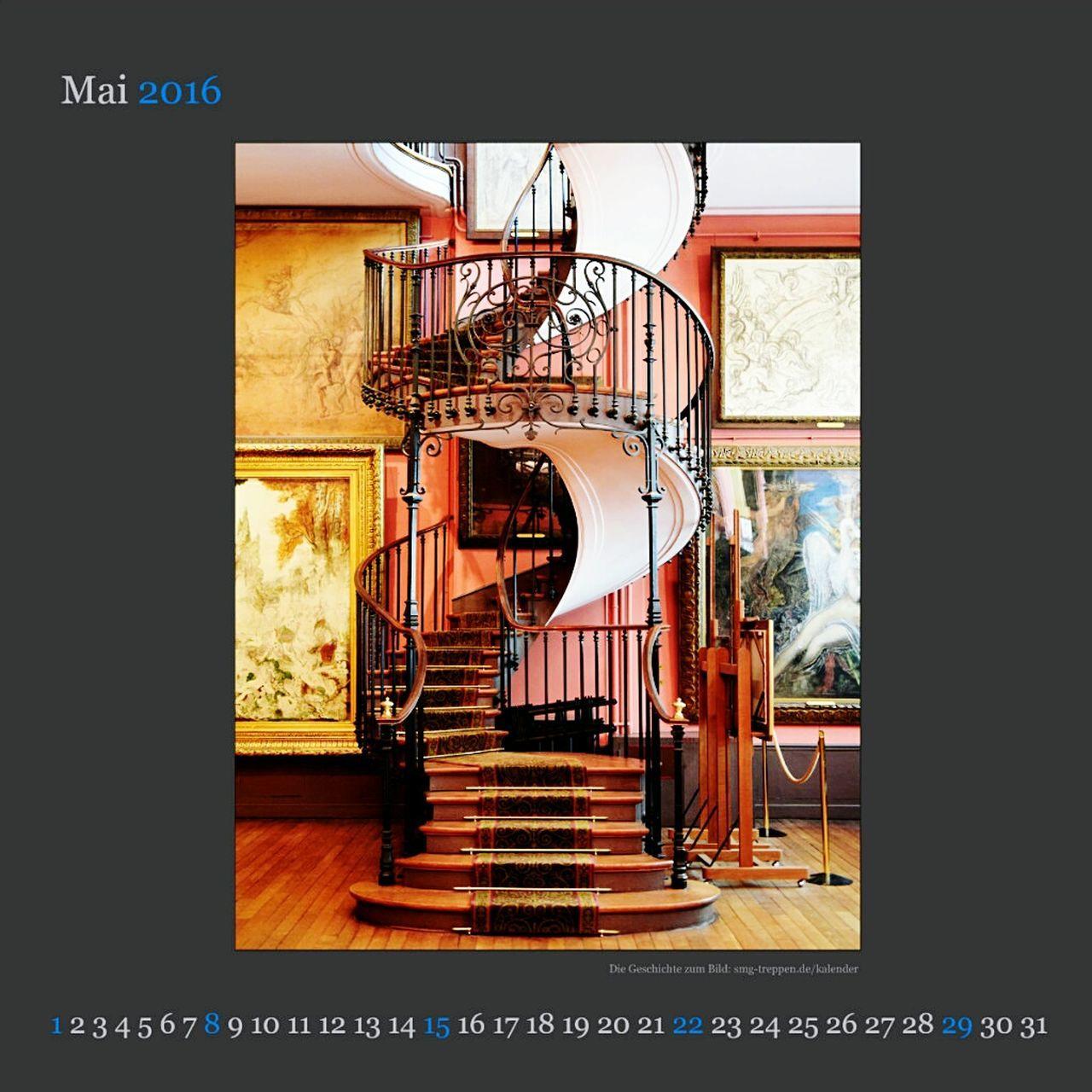 Mai Treppe die Geschichte & der Ort zum Bild gibt es hier: www.smg-treppen.de/kalender Stairs The World Needs More Spiral Staircases Architecture From My Point Of View Photography EyeEm Masterclass Creative Power