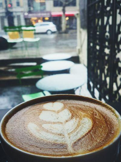 Dirty Chai Latte Best Chai Tea Latte Ever Hot Chai Tea Latte Espresso Coffeelover Coffee Shop NYC Chaitealatte
