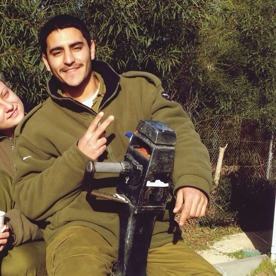 Hi! Army Strong Israel Army:) Israel Defence Force