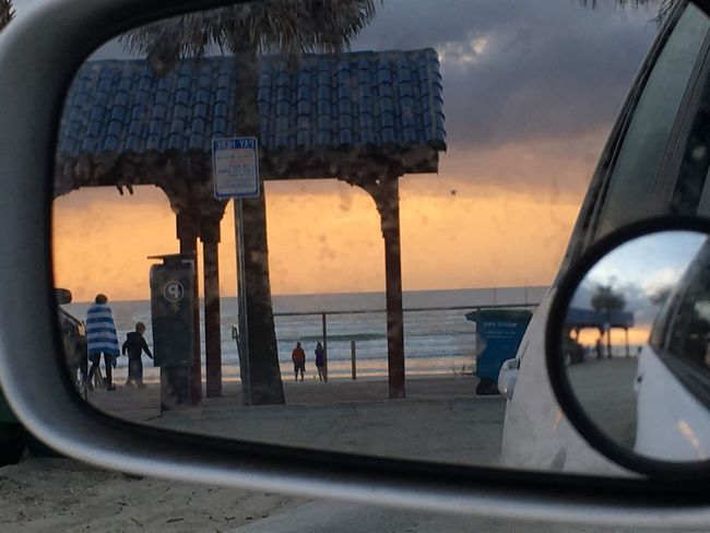 Mirror Picture Beachphotography New Smyrna Beach Florida Sunrisephotography