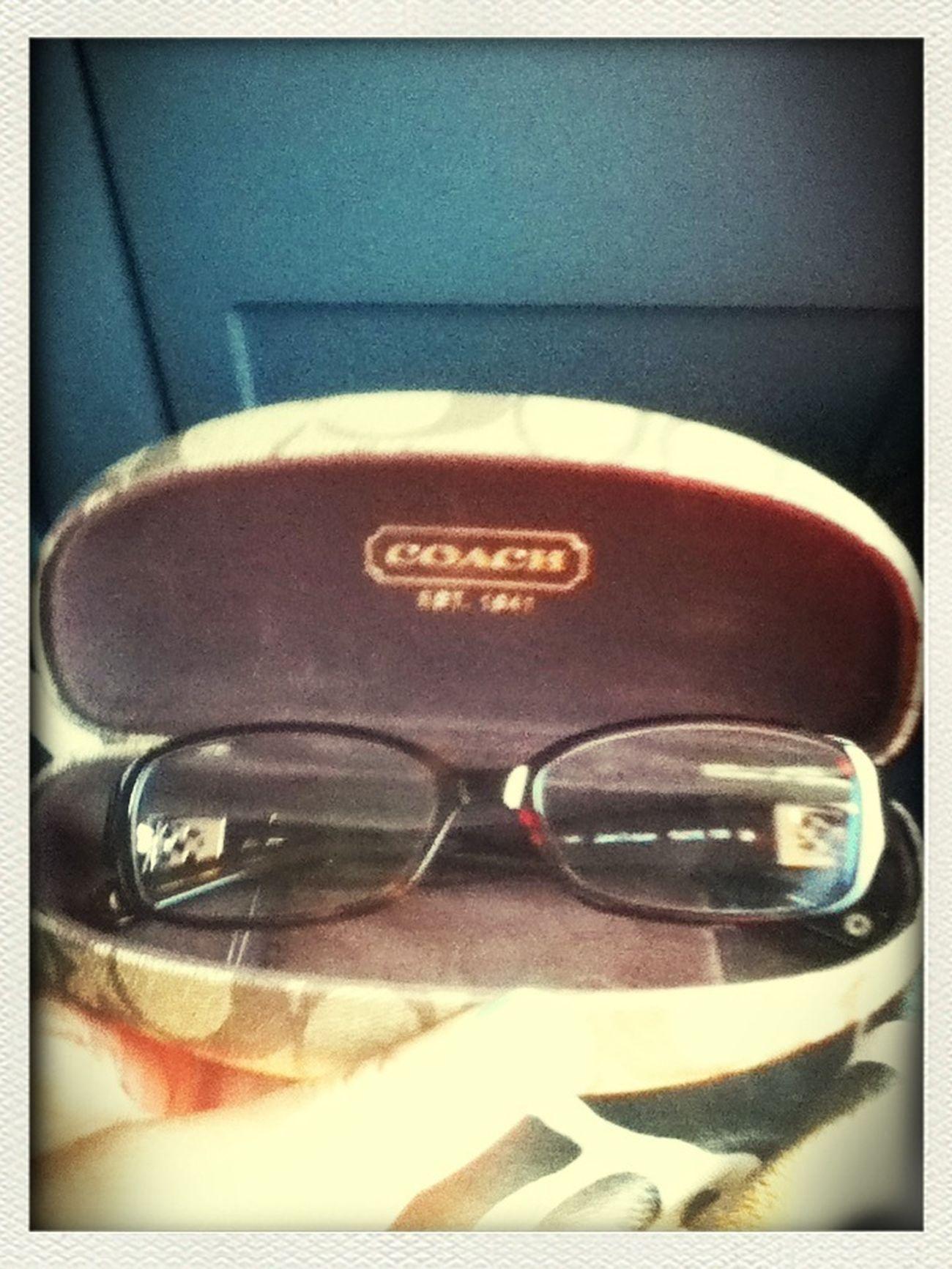 Got My Glasses Yesterday