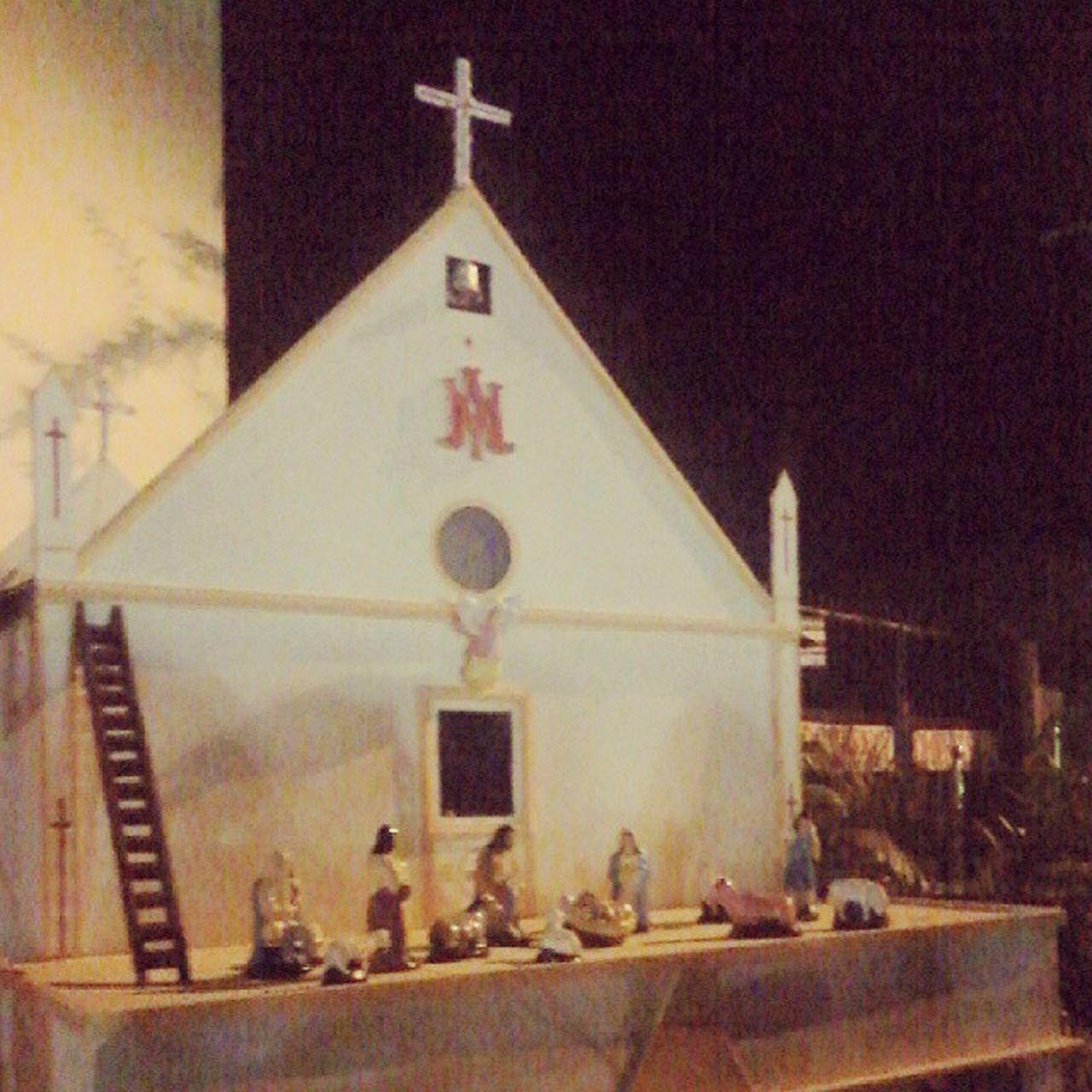 Church Replica  Nativity_Scene Creativity Nativity_Scene