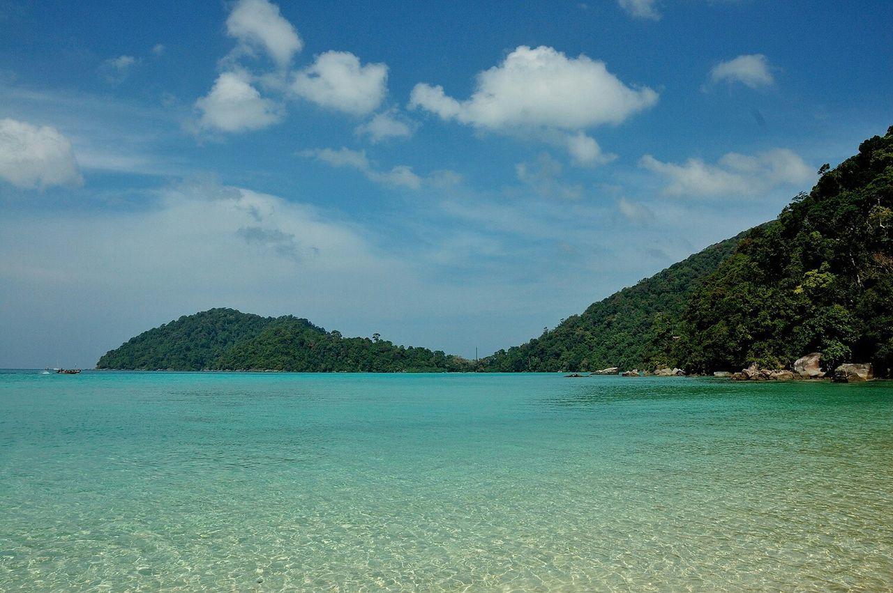 Sea And Sky moo koh surin Phang Nga Andamanislands Travel Photography Nikon D50