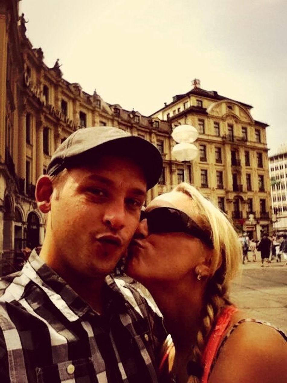 Tolle Stadt München München Memories Selfie