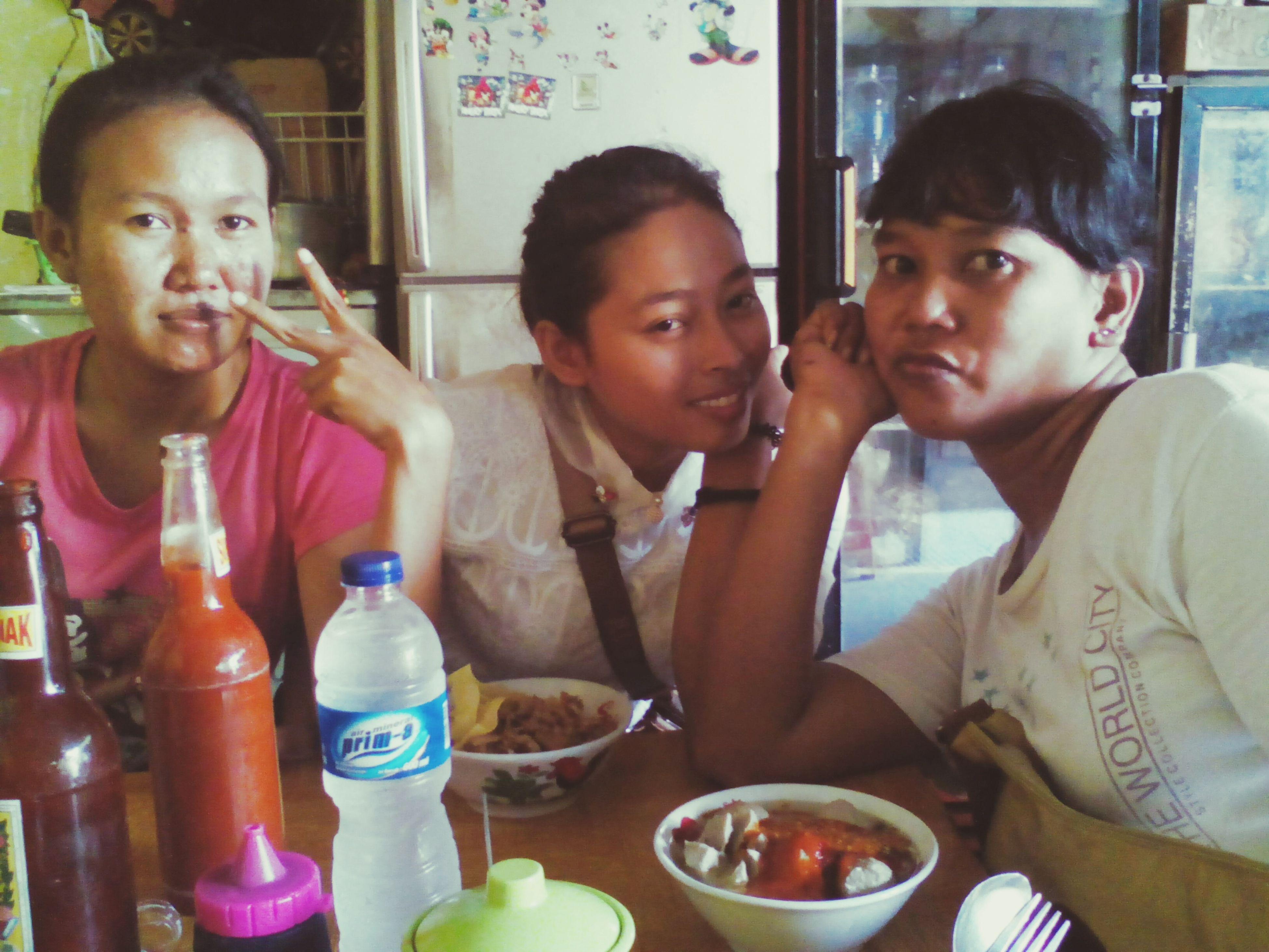 makan bakso with anak gesrek 😋