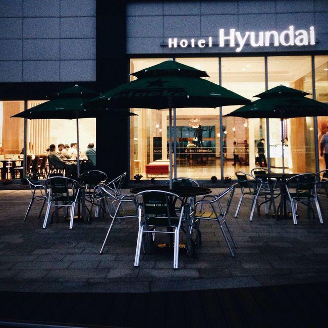 Vscocam Mokpo Hyundai Hotel